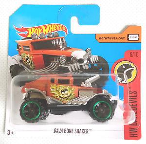 Baja Bone Shaker - Hot Wheels