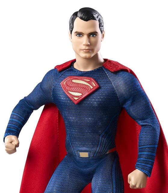 Barbie Collector Black Label Batman Vs Superman: Superman - Mattel