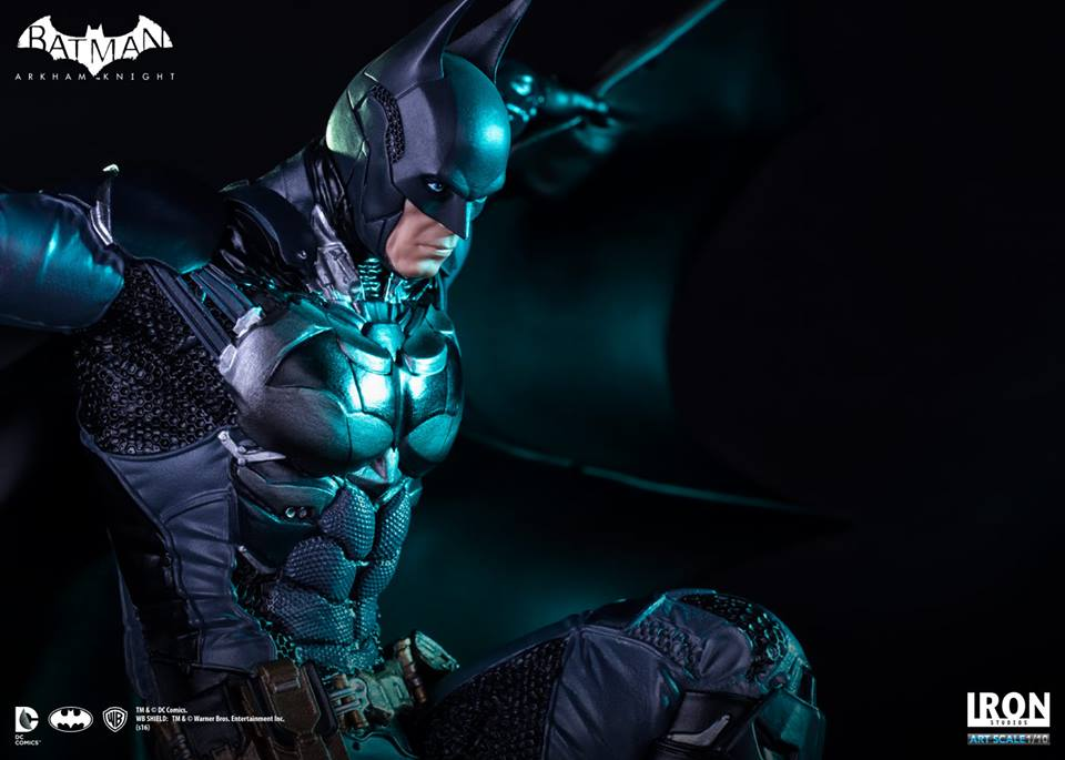 Batman Arkham Knight Art Scale 1/10 - Iron Studios