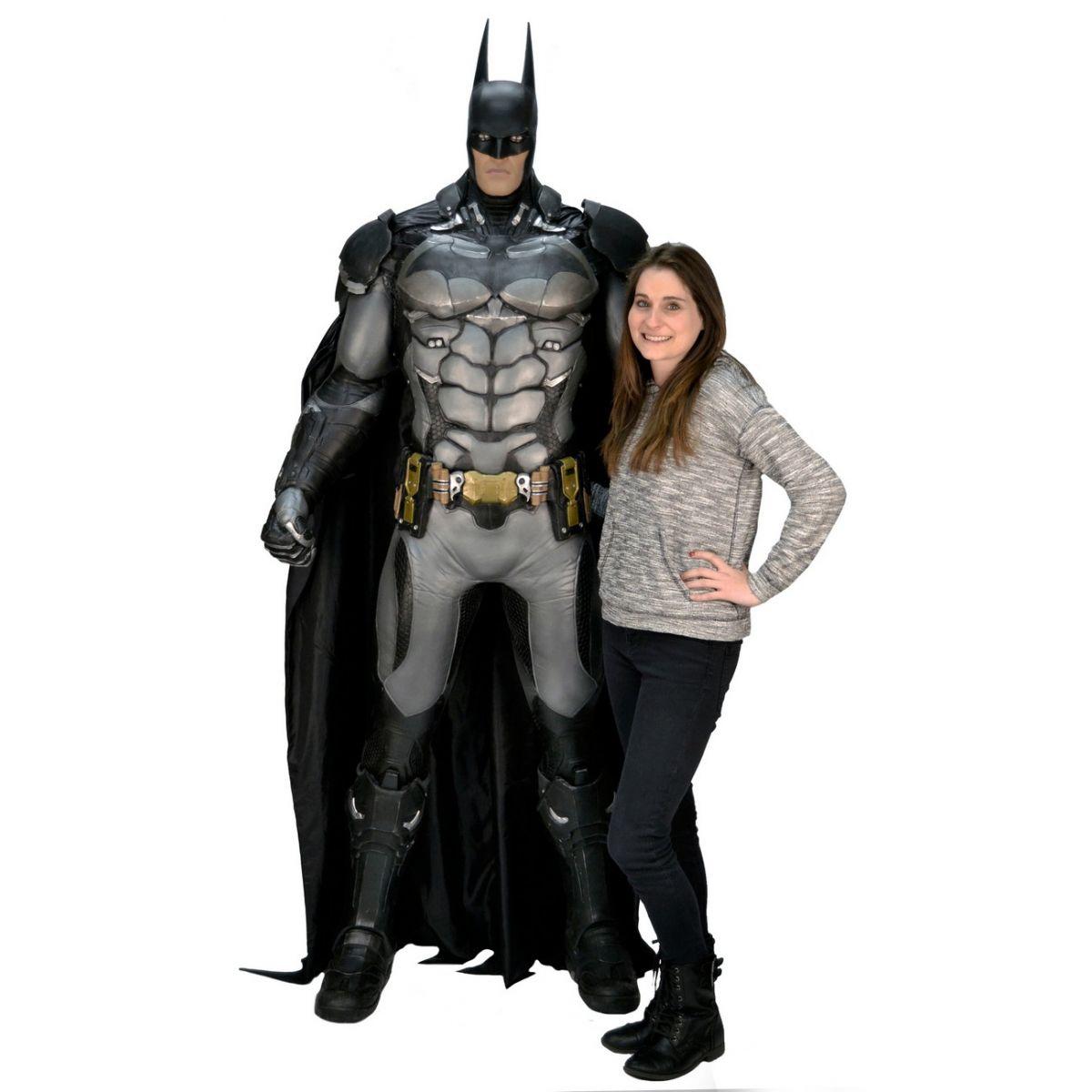Batman Arkham Knight Life size 1/1 - Neca