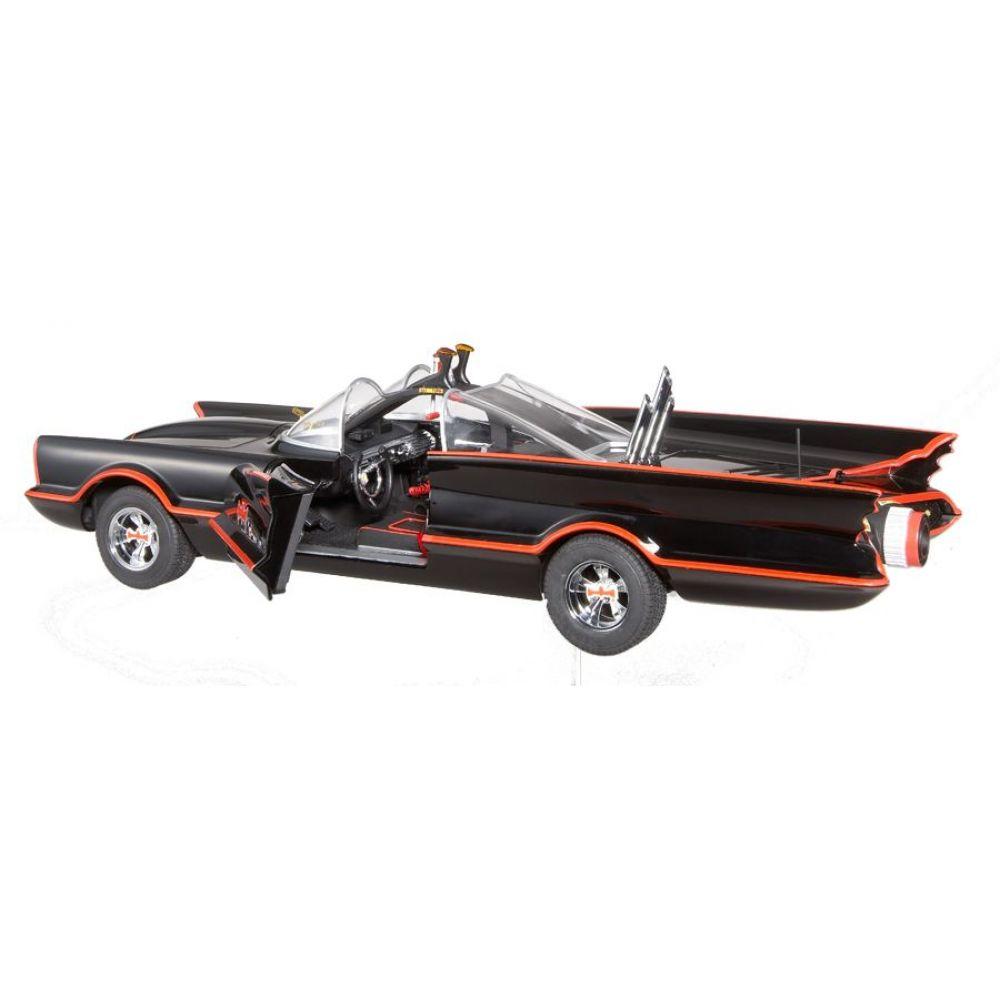 Batmobile (Batmóvel) Batman 1966 1/18 - Hot Wheels