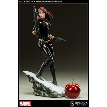 Black Widow Natasha Romanova Premium Format - Sideshow