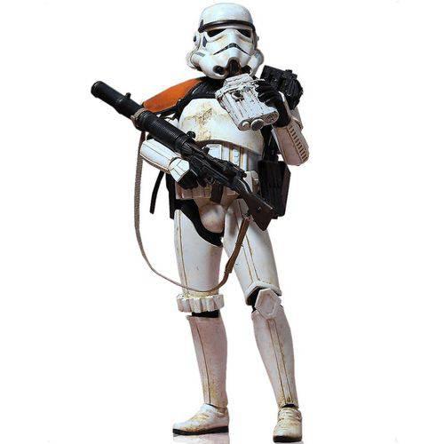 Boneco Sandtrooper (MMS295): Star Wars IV Uma Nova Esperança (A New Hope) Escala 1/6 - Hot Toys