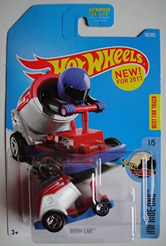 Boom Car - Hot Wheels