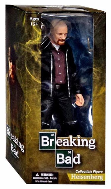 Breaking Bad: Heisenberg Escala 1/6 - Mezco