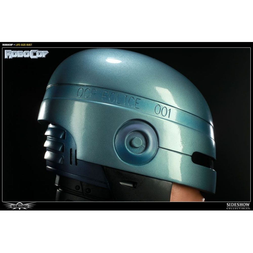 Busto Robocop Escala 1/1 - Sideshow (Produto Exposto)