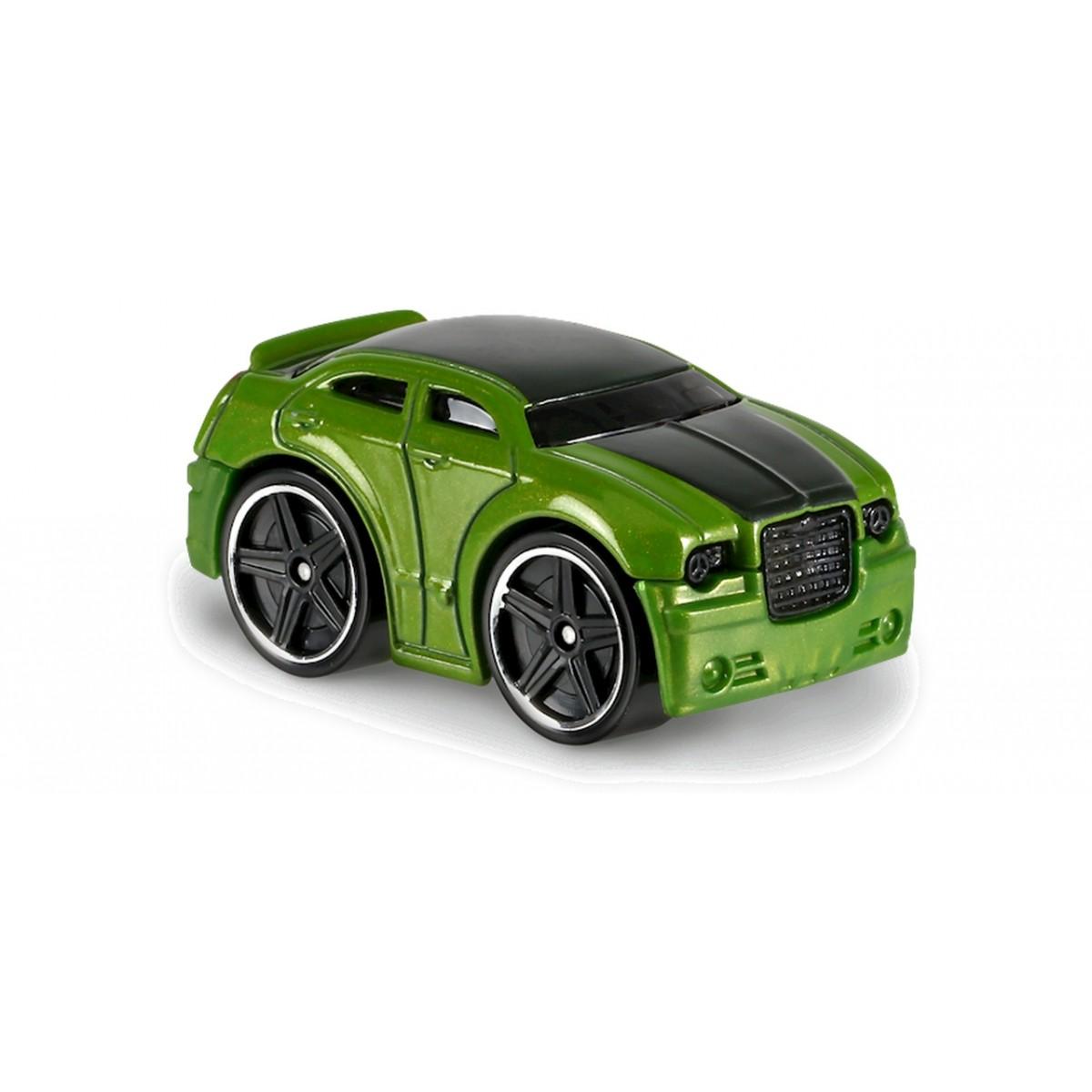 Carrinho Hot Wheels: Chrysler 300C Verde