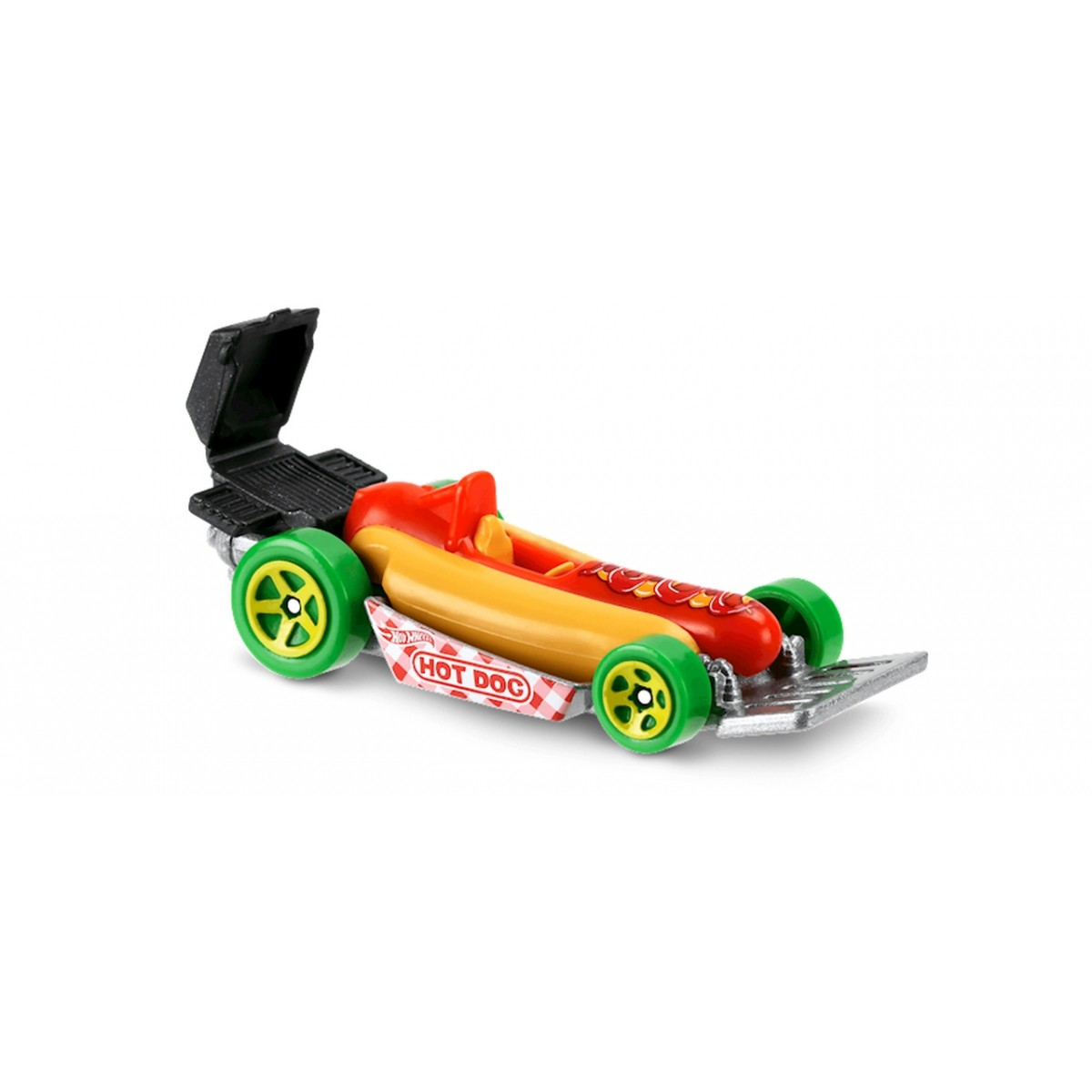 Carrinho Hot Wheels: Street Wiener (Hot Dog)