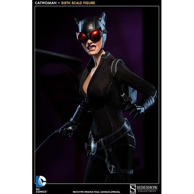 Catwoman Escala 1/6 - Sideshow