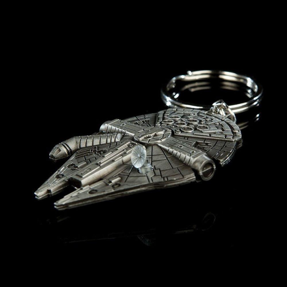 Chaveiro Star Wars Millennium Falcon - Quantum Mechanix