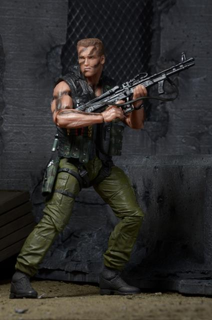 Commando Ultimate John Matrix 30th Anniversary - Neca