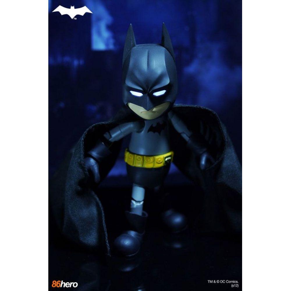 Dc Comics Hybrid Metal Figuration #004 Batman - HeroCross (Produto Exposto)