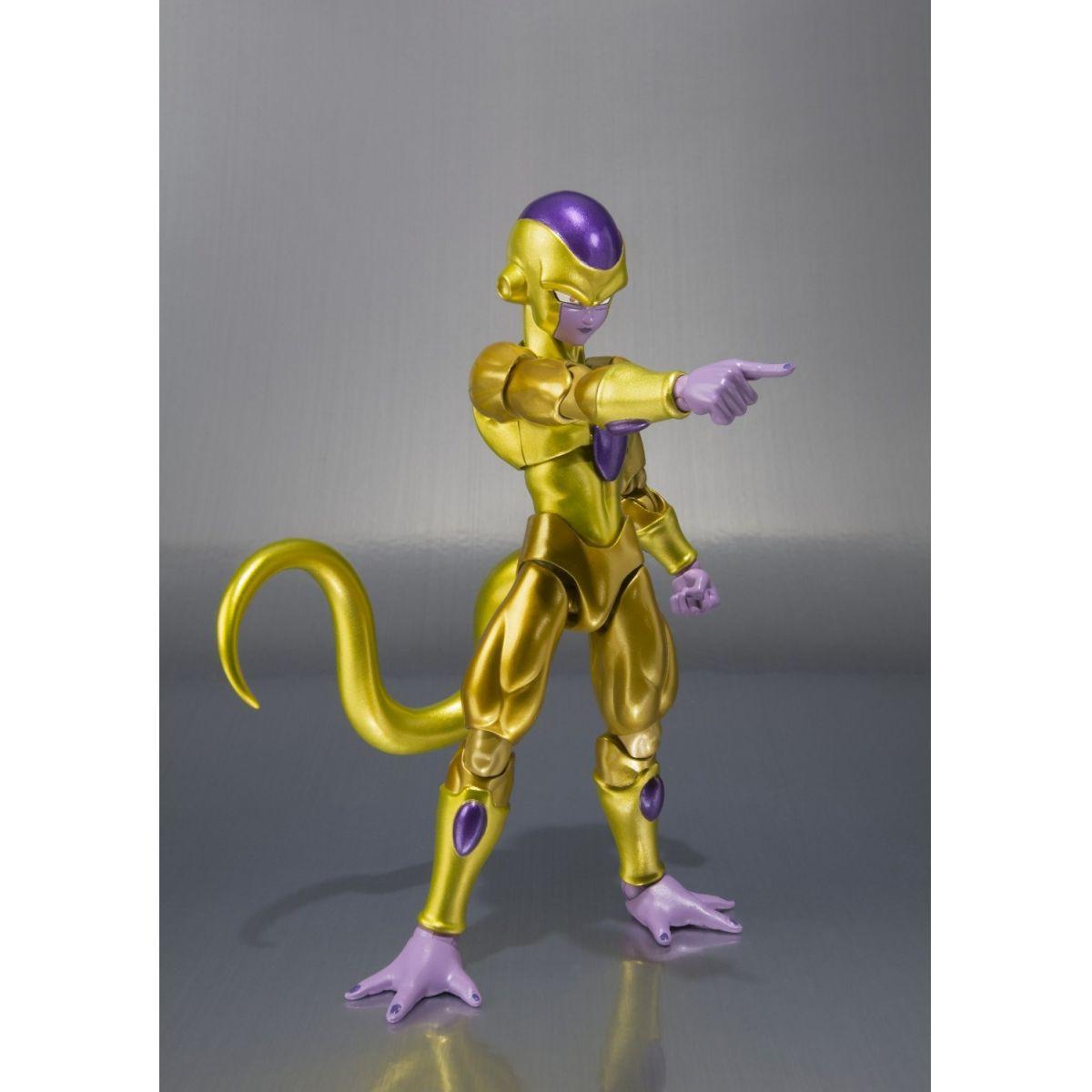 Dragon Ball Z Golden Frieza S.H Figuarts - Bandai