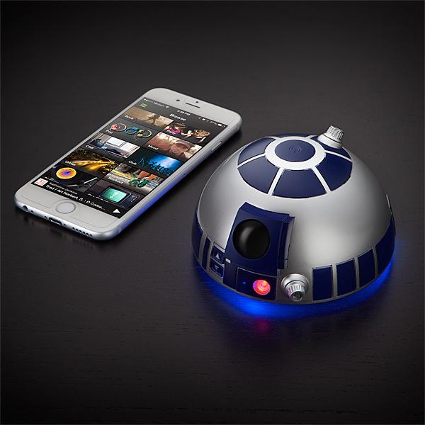 EM BREVE: Caixa de Som R2-D2: Star Wars Bluetooth Speakerphone
