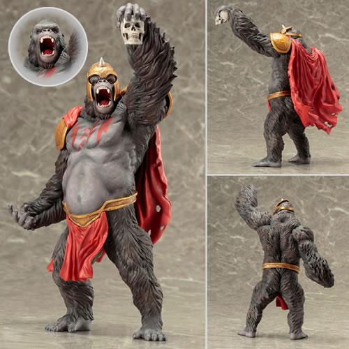 EM BREVE: Estátua Gorilla Grodd: New 52 Version DC Comics ArtFX+ Statues Escala 1/10 - Kotobukiya