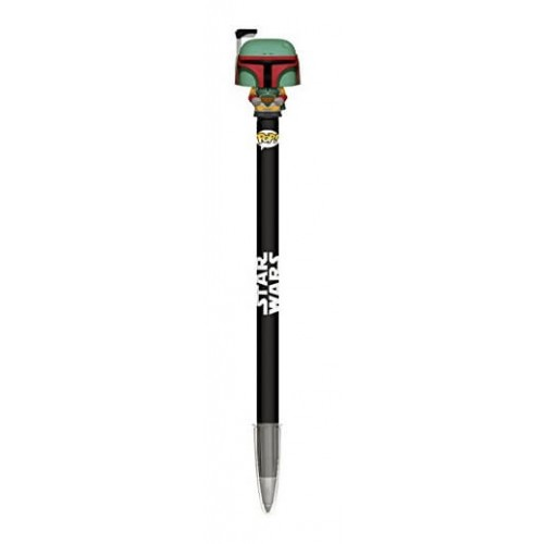 Pop Caneta (Pen Toppers) Boba Fett: Star Wars - Funko