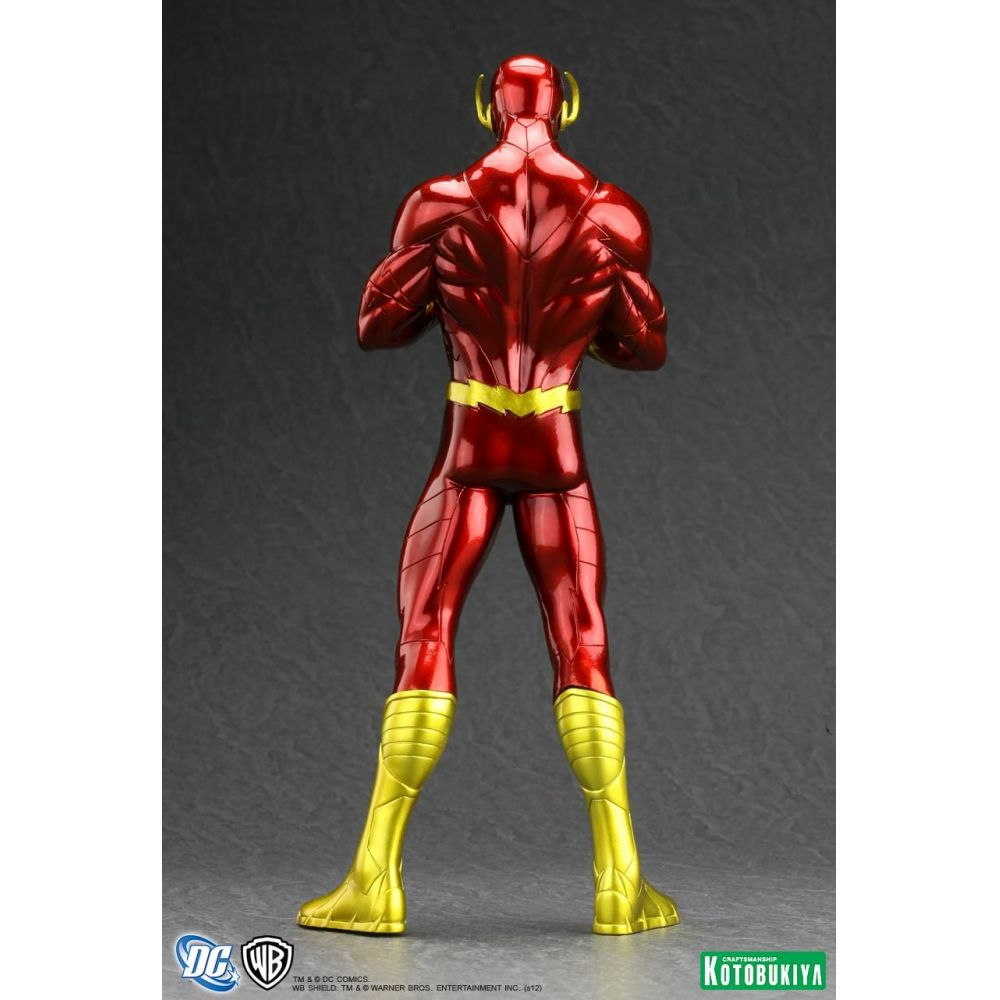 Flash New 52 - ArtFX+ Estátua Escala 1/10 - Kotokubiya