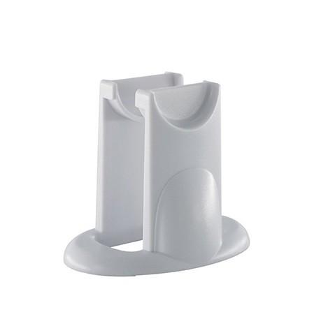 Hand Spinner Holder (Suporte) Branco - Rolamento Anti Estresse Fidget Hand Spinner