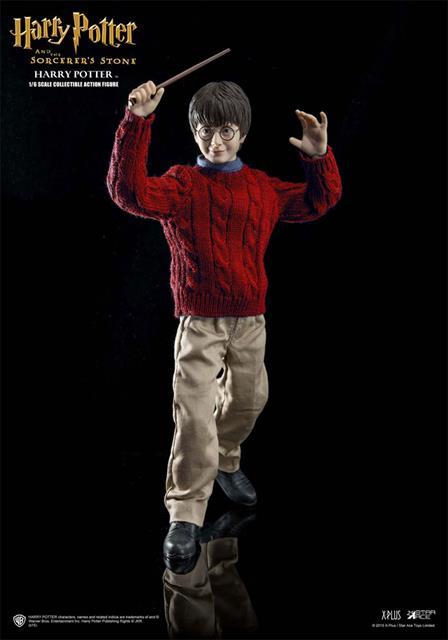 Harry Potter e a Pedra Filosofal Casual Wear Escala 1/6  - Star Ace