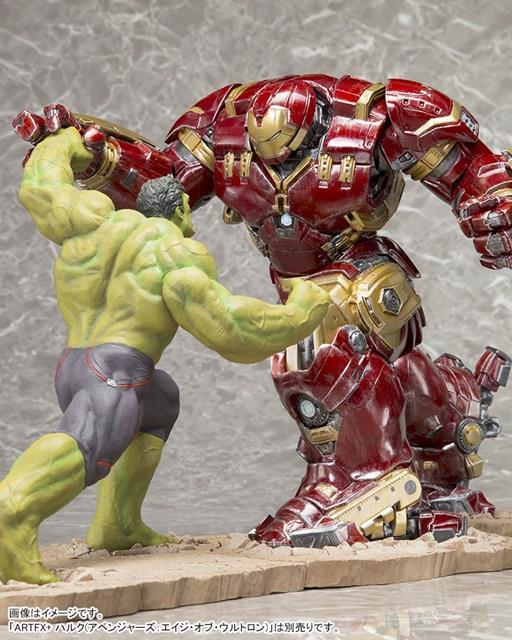 Hulkbuster Age of Ultron Estátua - Kotobukiya