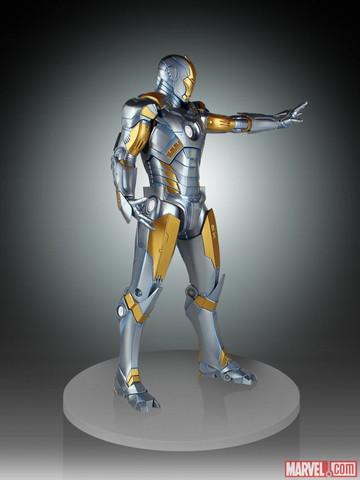 Iron Man: Sorayama Armor Estátua - Gentle Giant