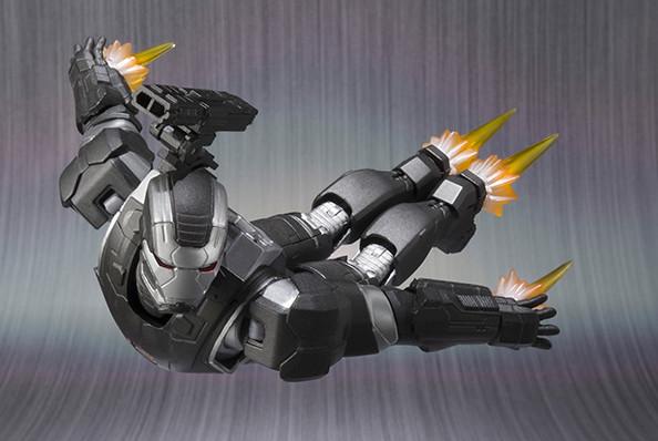 Iron Man War Machine Mark II Age Of Ultron S.H. Figuarts - Bandai