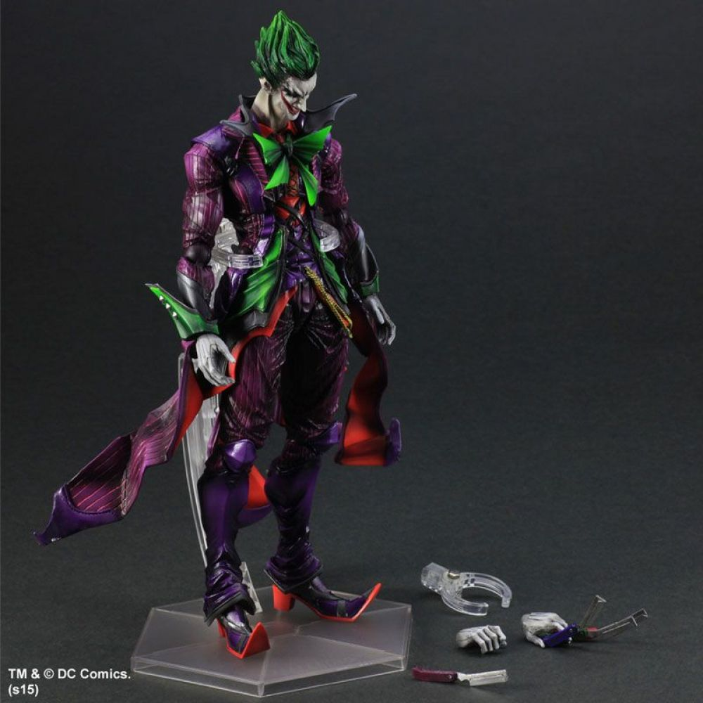 Joker Variant DC Comics - Play Arts