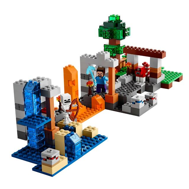 LEGO Minecraft Creative Adventure - Caixa Criativa
