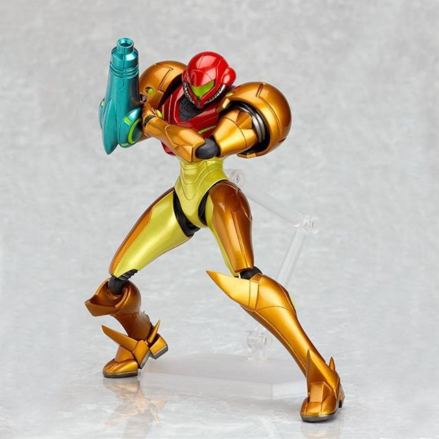 Metroid Other M Figma Samus Aran - Max Factory