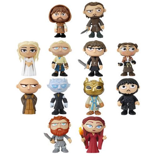 Mystery Minis Game Of Thrones Serie 3 - Funko