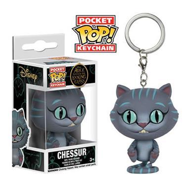 Pocket Pop! Keychains Alice Através do Espelho: Young Chessur - Funko