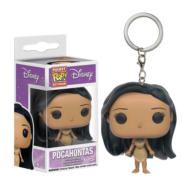 Pocket Pop Keychains (Chaveiro) Pocahontas: Disney - Funko (Apenas Vendas Online)