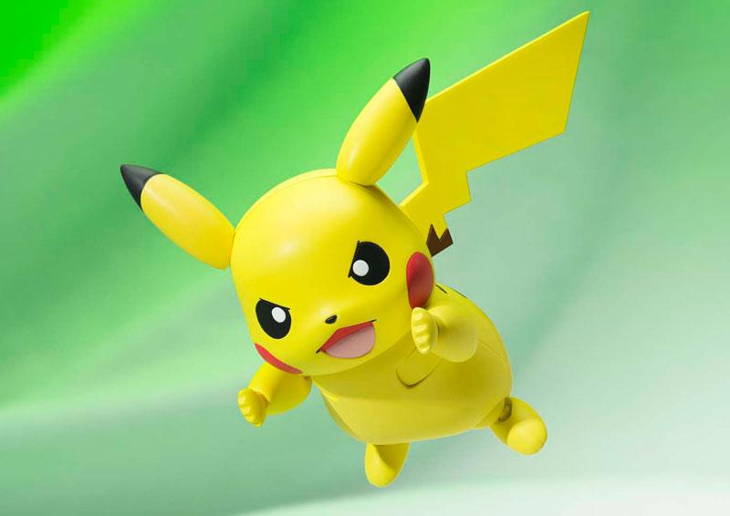 Pokémon: Pikachu S.H. Figuarts - Bandai