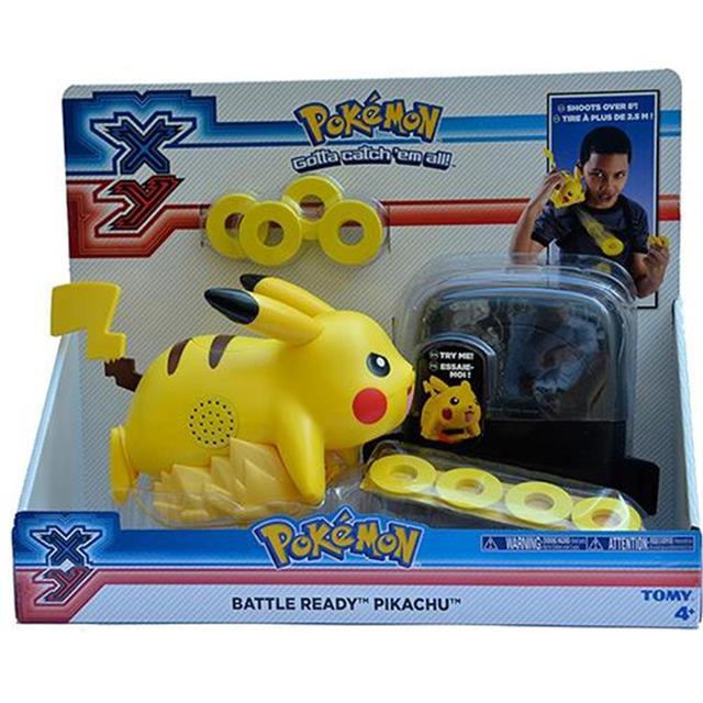 Pokemon XY Pikachu Disco de Batalha - Tomy