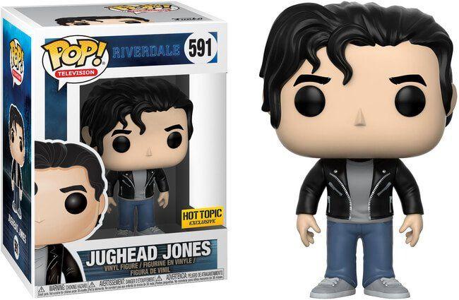 Pop! Jughead Jones: Riverdale (Exclusivo) #591 - Funko