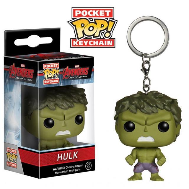 Pop! Keychains Hulk Avengers Age of Ultron - Funko