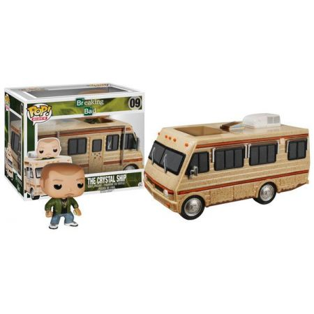 POP! Breaking Bad: The Crystal Ship - Funko