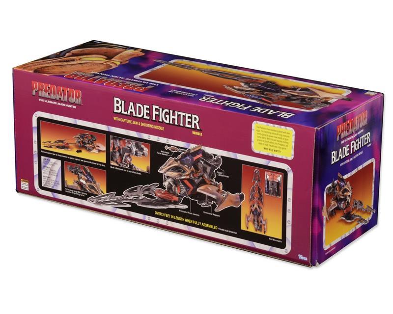 Predador / Predator Vehicle Blade Fighter - Neca