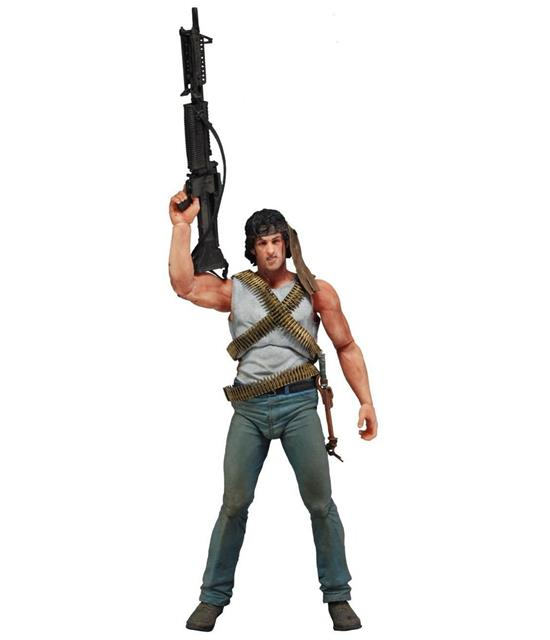 Boneco Rambo First Blood - Neca