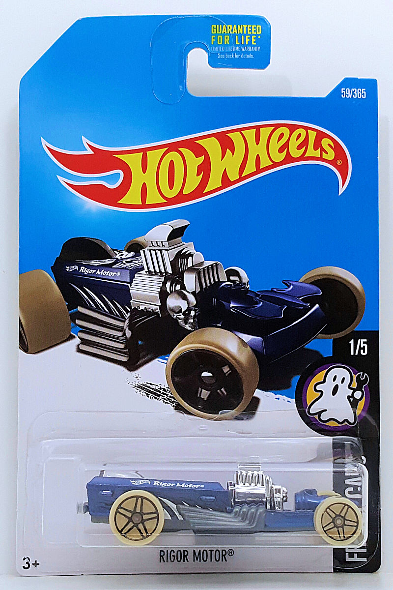 Rigor Motor - Hot Wheels