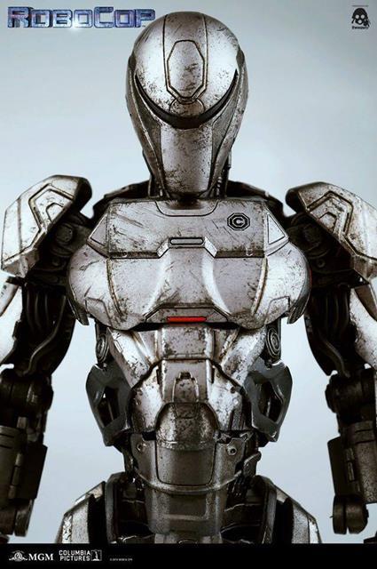 Robocop EM 208 - Escala 1/6 - Threezero