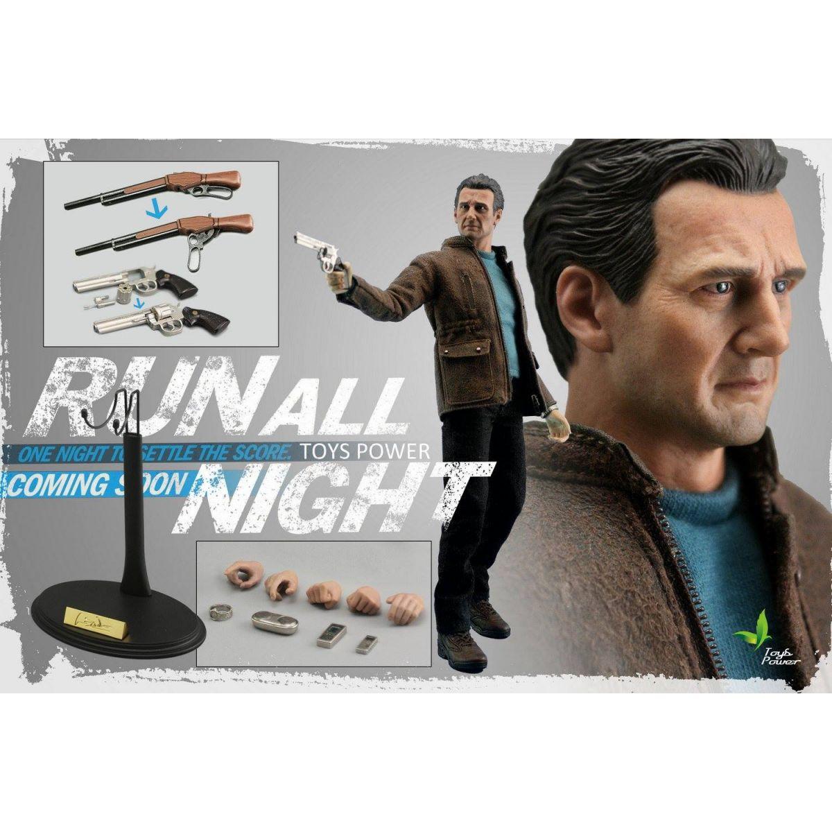 Run All Night: Jimmy Conlon Escala 1/6 - Xensation