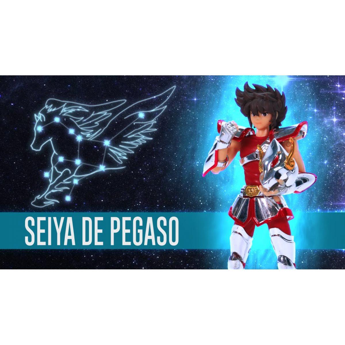 (Os Cavaleiros do Zodíaco) Saint Seiya Pegasus Seiya DD Panoramation - Bandai
