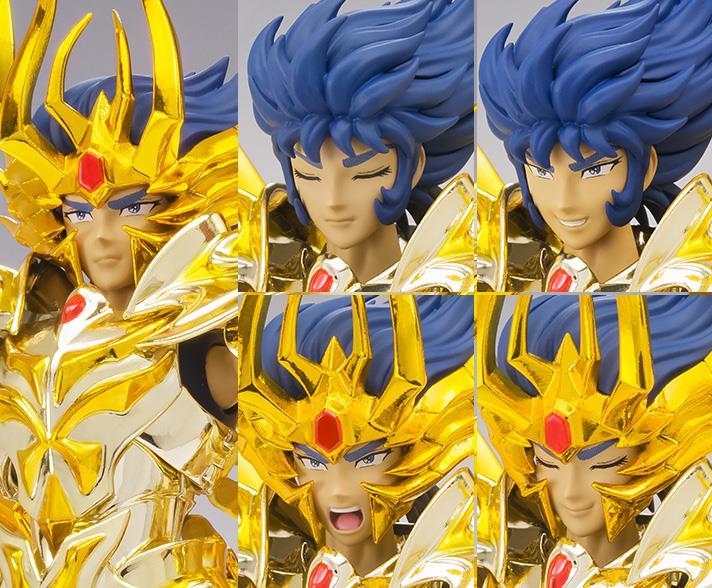 Cancer Cavaleiros do Zodíaco Saint Seiya SOG Deathmask God Cloth Myth EX - Bandai