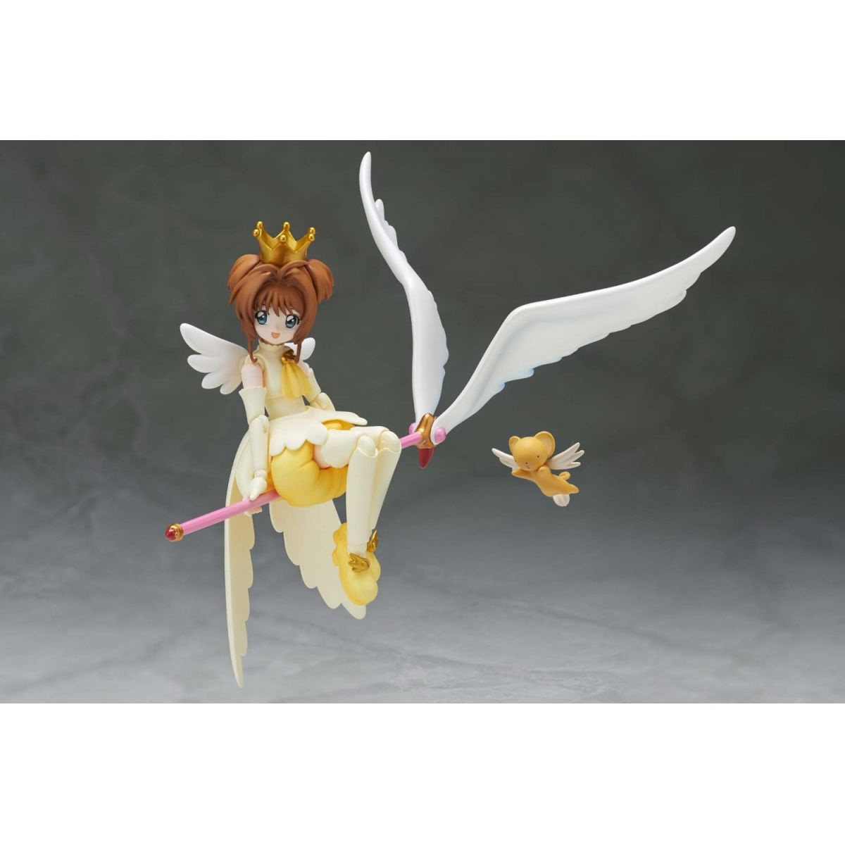 Boneco Sakura Kinomoto Card Captors: Open The Door S.H.Figuarts - Bandai