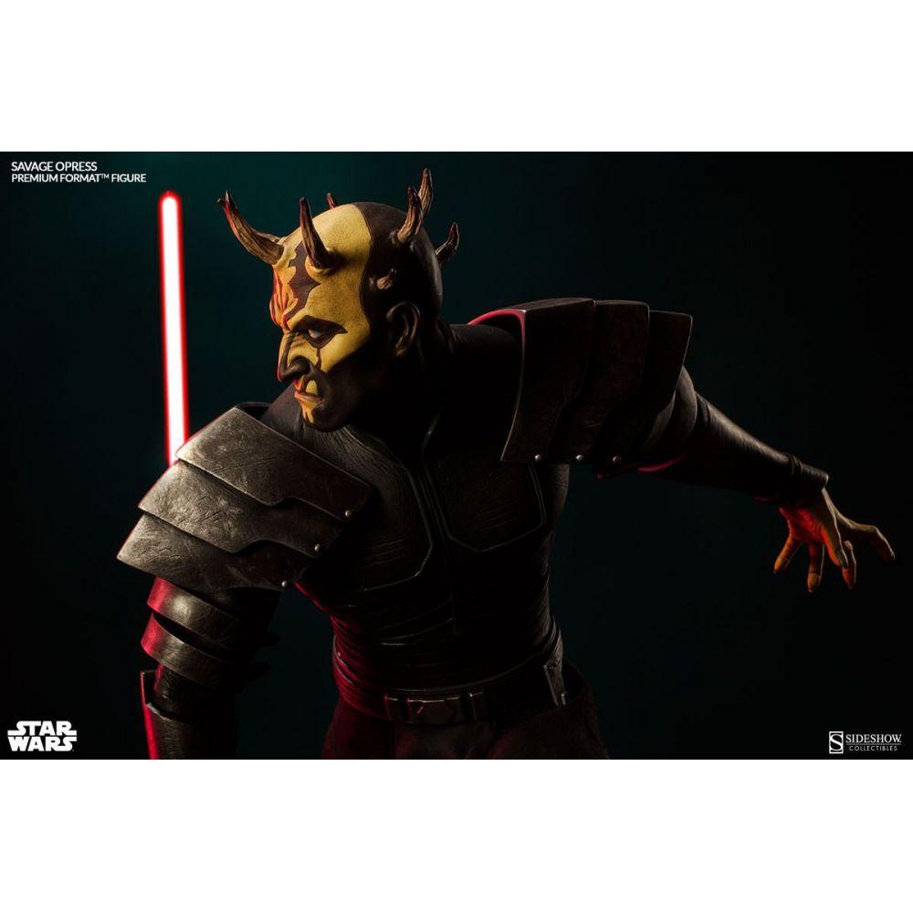 Savage Opress Star Wars Premium Format - Sideshow