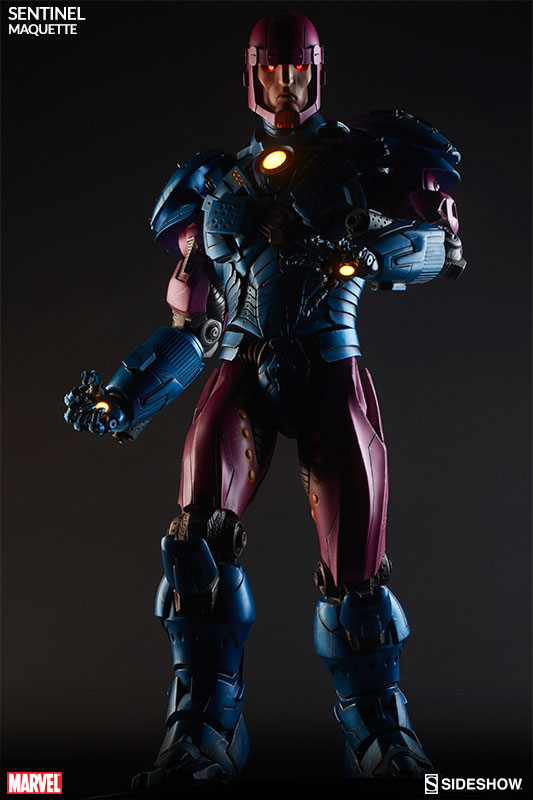Sentinela X-Men Maquette - Sideshow