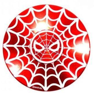 Spinner Hero: Homem-Aranha (Vermelho) - DTC