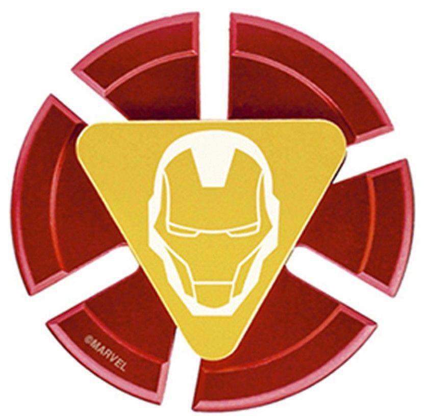 Spinner Hero: Homem de Ferro - DTC