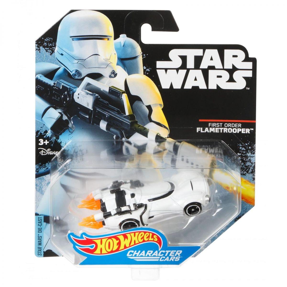 Star Wars: First Order Flametrooper - Hot Wheels